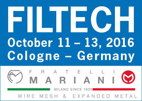 FILTECH 2016 - Fratelli Mariani