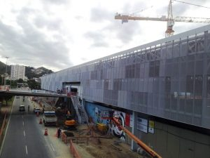 Maracanã Bahnhof Fratelli Mariani Projekt