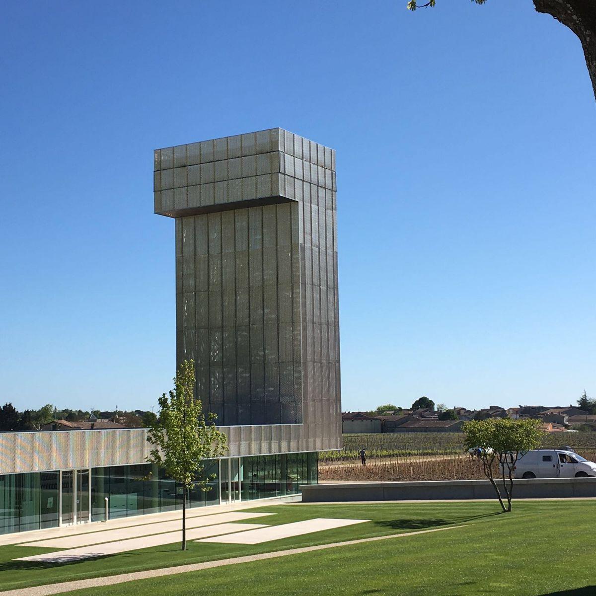 Turm Streckmetall Chȃteau Gruaud Larose Fratelli Mariani