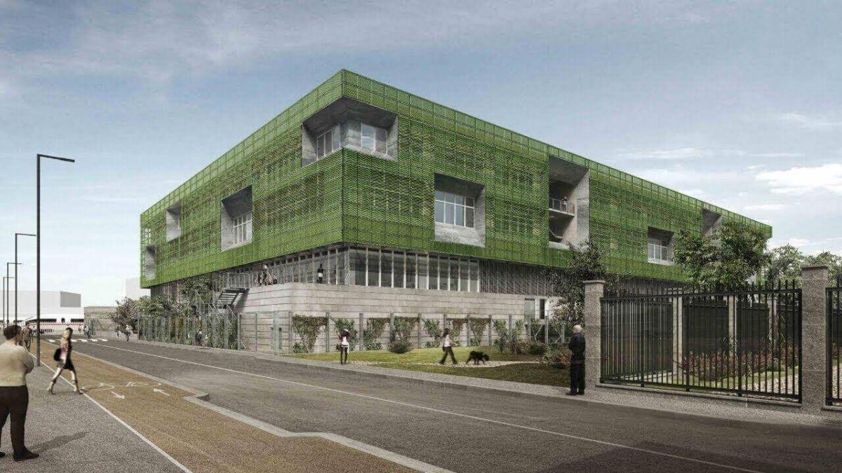 Streckmetall und Sanitärbau Gesundheitsbau in Turin